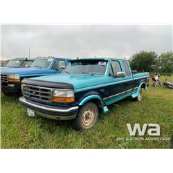1994 FORD E-CAB PICKUP
