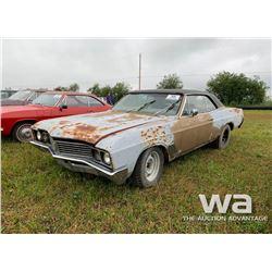 1967 BUICK SKYLARK CAR