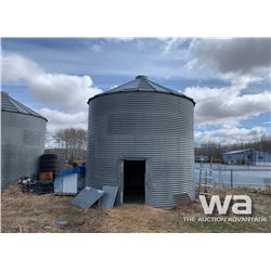 5 RING X 14 FT. GRAIN BIN