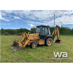 1998 CASE 580 SUPER L BACKHOE