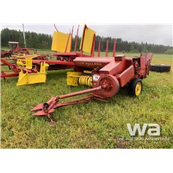 NEW HOLLAND 270 SQUARE BALER