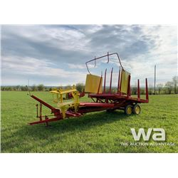 NEW HOLLAND 1030 STACKLINER BALE TRANSPORT
