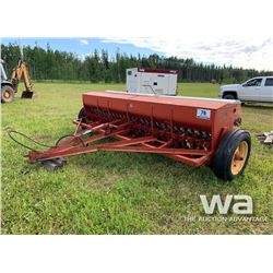 MASSEY FERGUSON 14 FT. GRAIN DRILL
