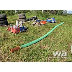 "4"" SUCTION HOSE"