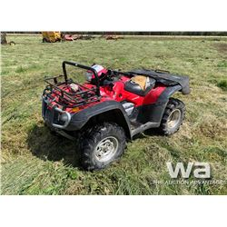 2004 HONDA RUBICON 500 ATV