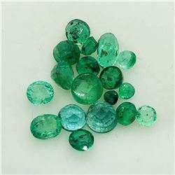 LOOSE GENUINE EMERALDS
