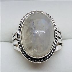 MOONSTONE RING SIZE 7.5