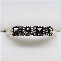 MARCASITE RING SIZE 8.5