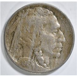 1913-D TYPE 2 BUFFALO NICKEL XF