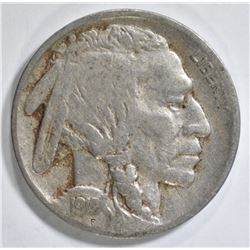 1919-D BUFFALO NICKEL FINE