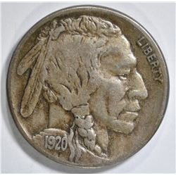 1920-S BUFFALO NICKEL VF