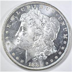 1882-O MORGAN DOLLAR CH BU PL