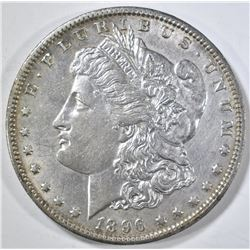 1896-O MORGAN DOLLAR AU/BU