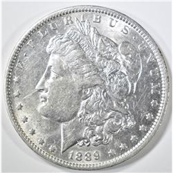 1889-O MORGAN DOLLAR, BU