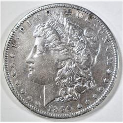 1899-S MORGAN DOLLAR CH AU
