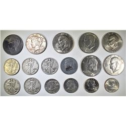 MISC U.S. COIN COLLECTOR LOT: