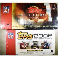 2003 & 2006 TOPS NFL COMPLETE SET