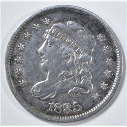 1835 BUST HALF DIME XF
