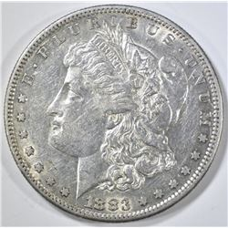 1883-S MORGAN DOLLAR AU/BU