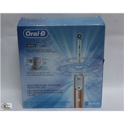 ORAL B GENUS 8000 RECHARGEABLE TOOTHBRUSH