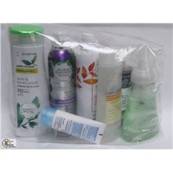 BAG OF DISH DETERGENT, GREEN TEA CLEANSER, HERBAL