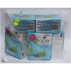 BAG OF OLAY FRESH OUTLAST SOAPS