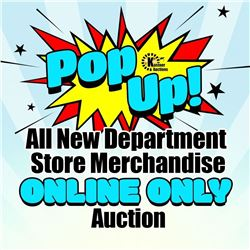 ALL ITEMS TO BE PICKED UP WEDNESDAY BY 5:30PM