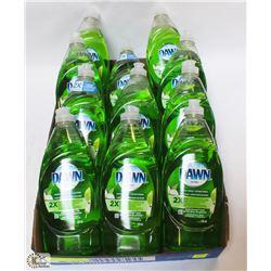 FLAT OF DAWN ANTI BACTERIAL DISH SOAPS