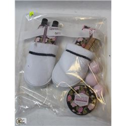 PURESPA FOOT GIFT SET