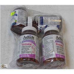 BAG OF ADULT ESSENTIAL VITAMINS