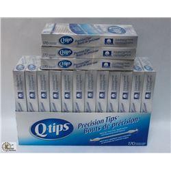 CASE OF Q-TIPS