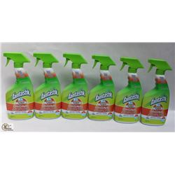 BAG OF 6 FANASTICS ORIGINAL ALL PURPOSE CLEANER