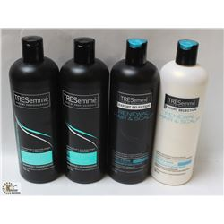 BAG OF ASSORTED TRESEMME SHAMPOO & CONDITIONER