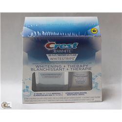 CREST 3D WHITE TEETH WHITENING STRIPS
