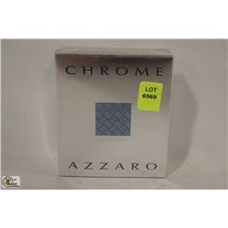 CHROME AZZARO EAU DE TOILETTE 50ML