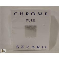 CHROME PURE AZZARO EAU DE TOILETTE 100ML