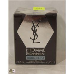 L'HOMME YVES SAINT LAURENT COLOGNE BLEUE EAU DE