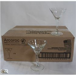 ARCOROC 3 OZ COCKTAIL TASTER, CASE ARC09