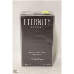 CALVIN KLIEN ETERNITY FOR MEN EAU DE TOILETTE