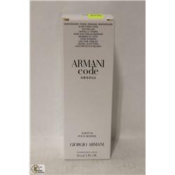 ARMANI CODE ABSOLU PARFUM FOR MEN 60ML