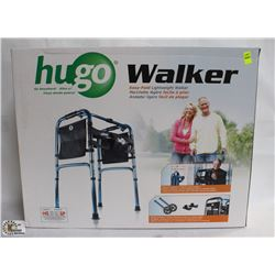 HUGO EASY FOLD LIGHT WEIGHT WALKER