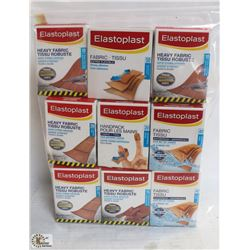 BAG OF ASSORTED BANDAGES