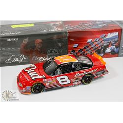 ACTON BUDWEISER DALE EARNHARDT JR 1:24 DIE CAST