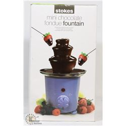 STOKES MINI CHOCOLATE FONDUE FOUNTAIN