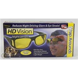 NEW HD VISION NIGHT LENSES
