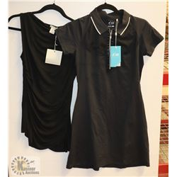 NEW BLACK NIVO SPORT DRESS & A NEW
