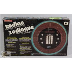 VINTAGE 1979 COLECO ZODIAC THE ASTROLOGY