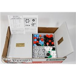 2 MOLYMOD MOLECULAR MODEL SETS FOR