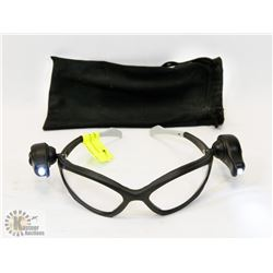 SAFETY GLASSES WITH LIGHTS