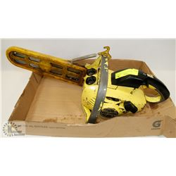 SKIL CHAINSAW WITH GUARD-GAS